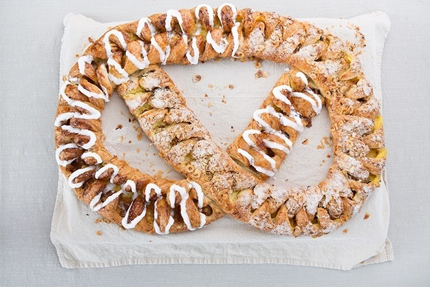 Bilde av Wienerbrødkringle