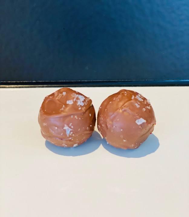 Bilde av Salt-karamell-Trøffel